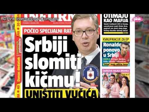 Novo Jutro - Dea I Sarapa - Z. Rakic, prof. dr V. Vuletic, prof. dr S. Trifkovic - 03.12.2018.