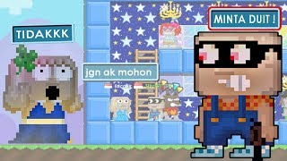 Kisah Kakak Adik New Series part 29 GROWTOPIA INDONESIA