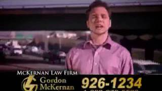 Louisiana Injury Lawyer - 18 Wheeler & Car Wrecks - Gordon McKernan - 50X More