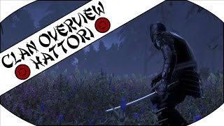 Welcome to my Clan Overview of the Hattori on Total War: Shogun 2! ...