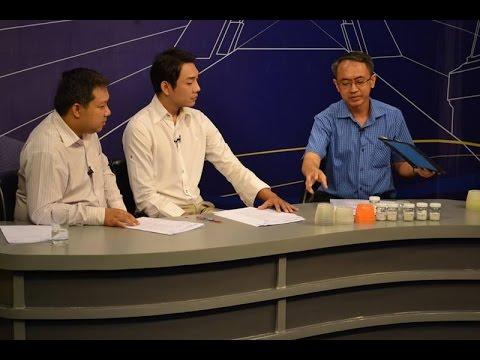 NBT สัมภาษณ์สด นักวิจัย มมส คิดค้นถ้วยพลาสติกชีวภาพ PLA เกรดทนน้ำร้อนและเข้าไมโครเวฟฯ