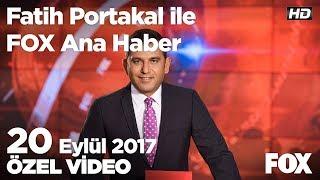 ''Yol Ayrımı'' 10 Kasım'da sinemalarda! 20 Eylül 2017 Fatih Portakal ile FOX Ana Haber