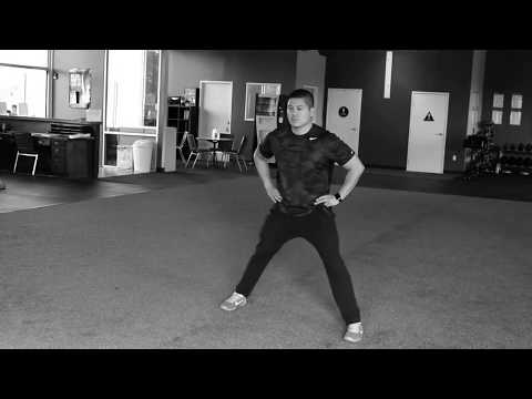 Variation of Lunges: Static, Forward, Reverse, Side, and Walking