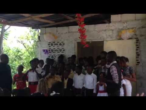Pou Tout Tan (At All Times) - Restore Haiti Kids Choir