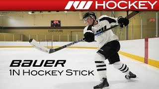 2017 Bauer Nexus 1N Stick On-Ice Review