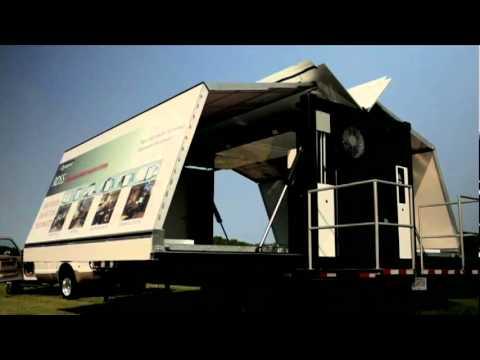 Dynamic Globalrdss Rapid Deployment Shelter System Youtube