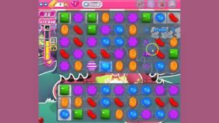 Candy Crush Saga Level 1510  -  no boosters