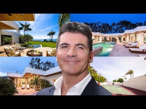 Simon Cowell's New House in Malibu