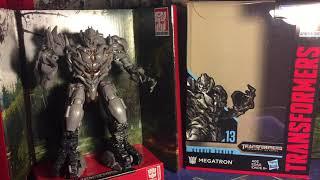Transformers Studio Series - Megatron Review (обзор)