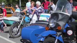 Кемерово 12 июня  Ретро автомобили  2019