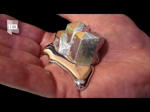 Top 10 Metales más valiosos y caros del mundo
