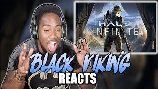 BLACK VIKING REACTS to Halo Infinite Xbox Scarlett Trailer   E3 2019   Discover Hope
