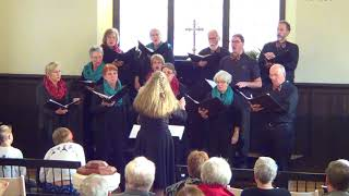 Nh Troubadours Carol Of The Bells And Once Through A Woodland Mary Walked