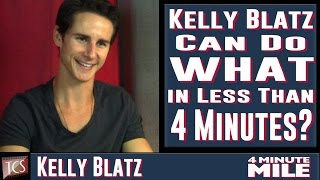 Kelly Blatz Exclusive Interview - 4 Minute Mile