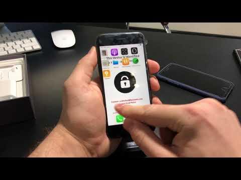 Купил заблокированный iPhone 8 - корпоративный MDM профиль