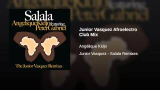 Junior Vasquez Afroelectro Club Mix