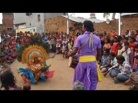 Kirat Kiratini | Puruliya Chhou Dance |...