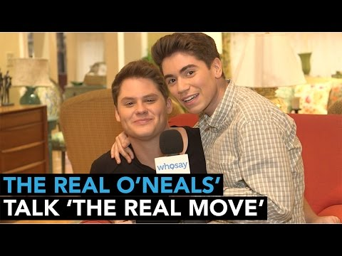 The Cast of 'The Real O'Neal's' Recaps the Epic 'The Real Move' Episode  WHOSAY