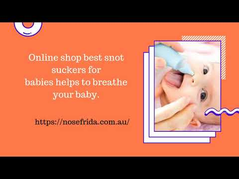 Buy Premium Quality Nasal Aspirator In Australia – Nose Frida