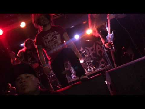 Municipal Waste Live @ The Fremont Country Club for Punk Rock Bowling (Pt. 1) 5.28.17