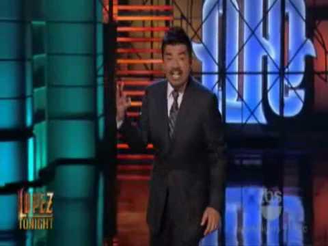 Lopez Tonight - Jennifer Lopez & George Lopez Humiliate Conan O'Brien, Jay Leno & David Letterman