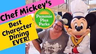 Chef Mickey's | Disney Character Dining Review | Food Allergies | Fat Friendly | Accessible
