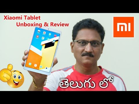 xiaomi-mi-tablet-unboxing-&-review-in-telugu...