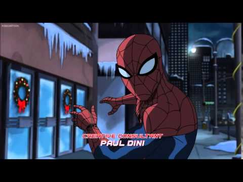 Ultimate Spider-Man: Nightmare on Christmas - Clipe ...