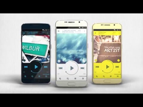 NRG Player 2.0 free music player for Android™