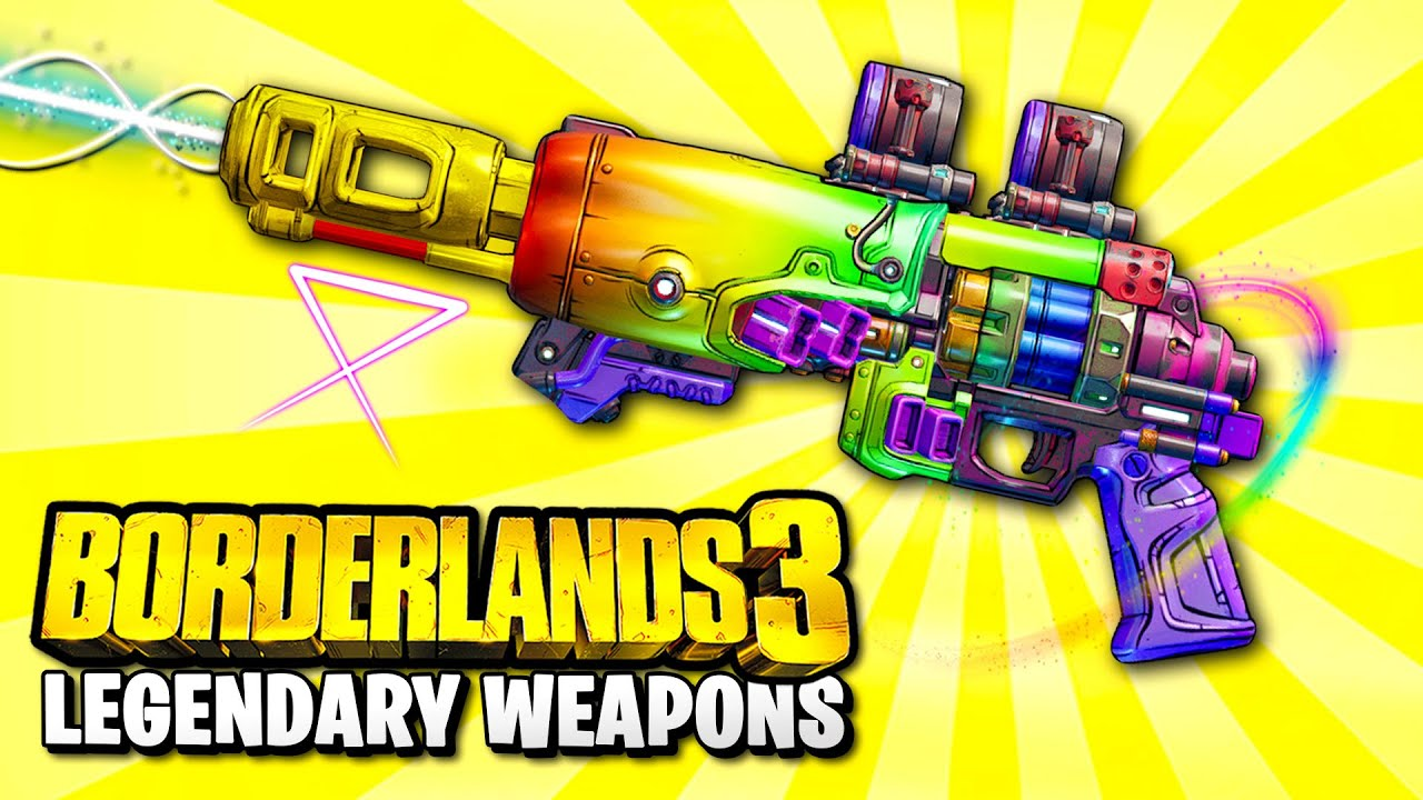 Borderlands 3  - Top 10 NEW DLC 1 Legendary Weapon Locations YOU NEED TO GO TO! thumbnail