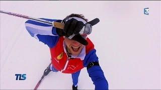 Benjamin Daviet, la révélation de ski français handisport