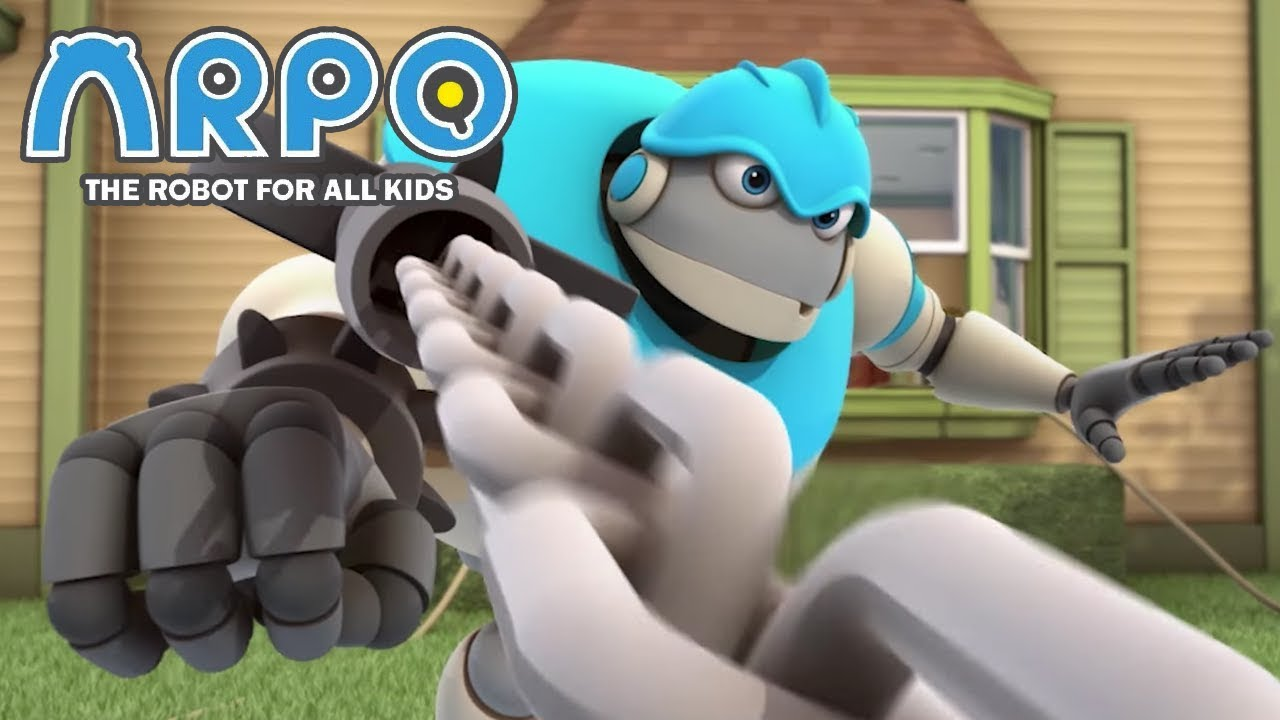 ARPO The Robot For All Kids - To The Rescue! | Compilation | Cartoon for Kids