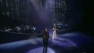 Sarah Brightman & Josh Groban - There For Me (live).mpg