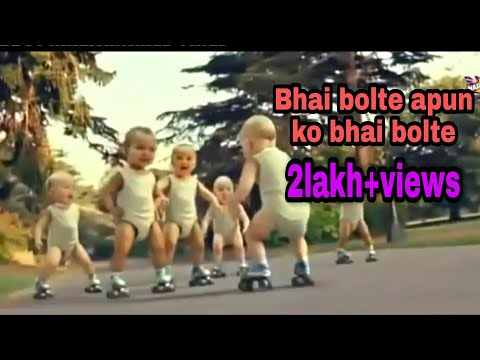 Bhai Bolte , Apun Ko Bhai Bolte, //whatsapp Status //