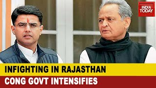 Rajasthan Political Crisis: Deputy CM Sachin Pilot Seeks Intervention From Congress Top Brass
