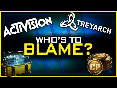 Whos to Blame for Reserve Weapons? | Activision or Treyarch?