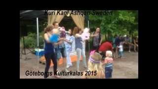Göteborgs Kulturkalas 2015-08-11