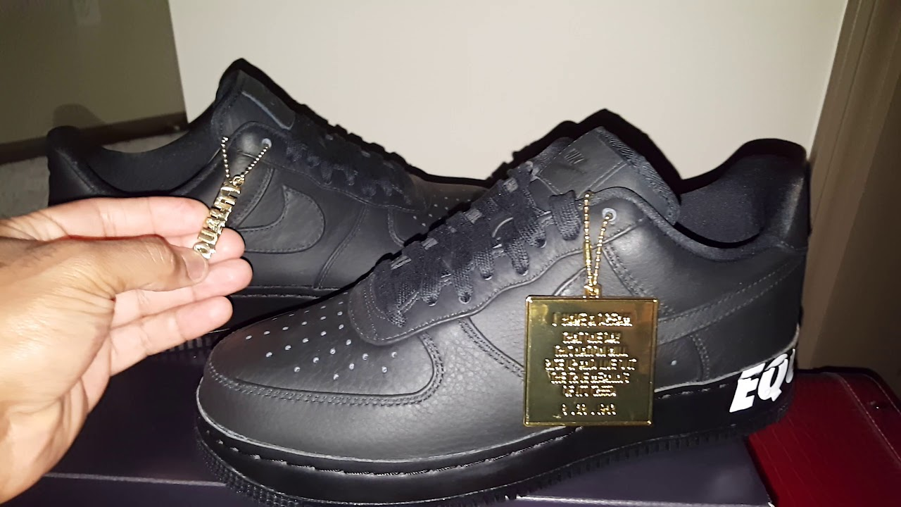 pretty nice 27308 28873 AIR FORCE 1 LOW (EQUALITY)