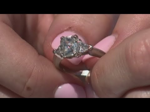 Tony Sandoval on The Breeze - Woman Swallowed her Engagement RING in her Sleep.