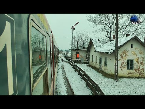 Calatorie cu/Train Ride with R4315 Satu Mare-Baia Mare @ M400 [Winter Edition] - 06 February 2018