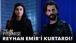 Reyhan Emir'i Kurtardı! | Yemin 4. Bölüm