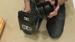 Decibel Defense DD 37dB NRR Hearing Protections Ear Muffs REVIEW