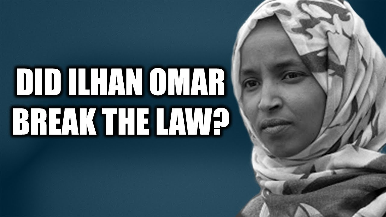 BEST OF 2019: EVERYTHING You Need to Know About Potential Crimes by Ilhan Omar! - Judicial Watch
