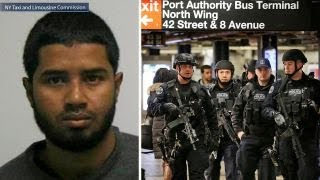 First hearing for NYC bombing suspect
