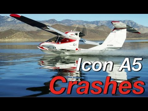 The Truth Behind the Icon A5 Crash