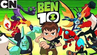 Ben 10 | Official Video Game Playthrough (2017) | Cartoon Network UK