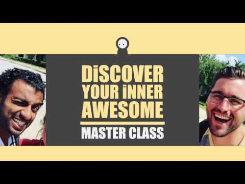 Week 1: Opening Credits | Discover Your Inner Awesome Master Class
