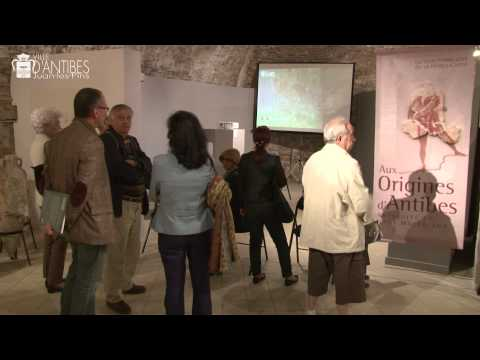 Le musée d'archéologie d'Antibes