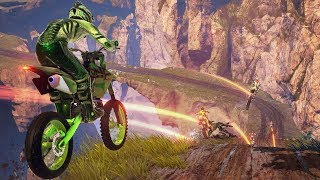 Moto Racer 4 : Let's Begin With Terrain Racing On The Mountain