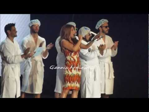 [HD] MAD Radio 106.2 track of the year - MAD VMA 2012 - Ελενα Παπαρίζου [HQ]
